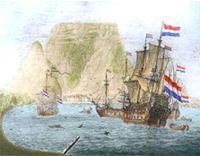 Huguenots, Cape of Good Hope arrival
