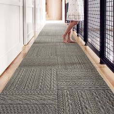 FLOR - Inspired modular floorcovering for the home.