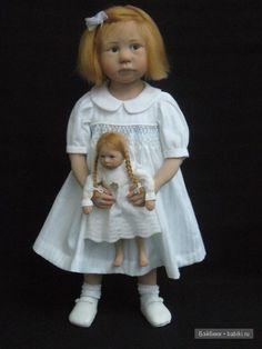 Коллекционные куклы Laurence Ruet / Laurence Ruet, Лоуренс Руэ коллекционные куклы / Бэйбики. Куклы фото. Одежда для кукол
