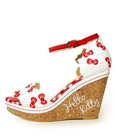 Kobe Randa Hello Kitty Wedges