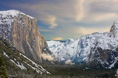 This is Why Yosemite is a Photographer's Nirvana