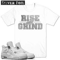 635950623b6535 RISE GRIND- Jordan Pure Money 4 s. T-shirts ...
