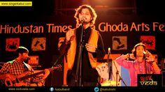 Singer Kabul Rock Veda @ Kala Ghoda Arts Festival , Mumbai