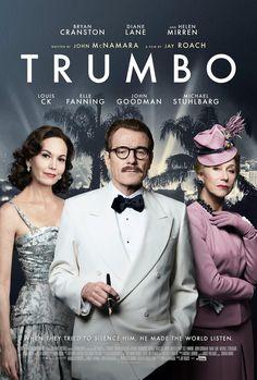 Trumbo - Poster & Trailer | Portal Cinema