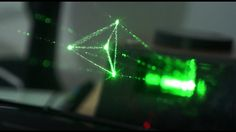 Holovect: Holographic Vector Display project video thumbnail
