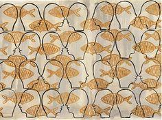 Papel de parede com motivos RINASCITA - Wallpepper