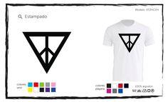 Playera triangle  #playeras