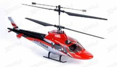 New Dynam 4 Channel Vortex 370 V2 Co-Axial RC Helicopter RTF + 2.4GHz Transmitter . $99.00