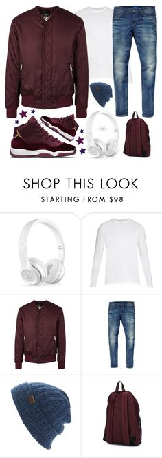 """""""DENIM"""" by sanela-enter ❤ liked on Polyvore featuring Beats by Dr. Dre, Derek Rose, 3.1 Phillip Lim, Scotch & Soda, Hickey Freeman, Marc Jacobs, men's fashion and menswear"""