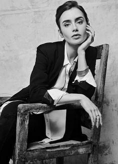 """ Lily Collins photographed by Benjo Arwas for The Wrap "" Photography Poses Women, Portrait Photography, Social Photography, Hipster Photography, Foto Cv, Headshot Poses, Female Portrait Poses, Foto Portrait, Business Portrait"