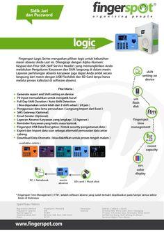 Logic Series harga promo Rp 1.550.000 ( harga normal 1.800.000 )