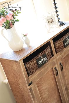 Console Table Shanty2Chic