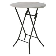 Lifetime Products 33 in. Round Bistro Table - 80362