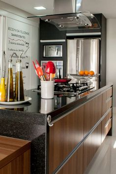 Organize sem Frescuras | Rafaela Oliveira » Arquivos » Minha cozinha na revista…