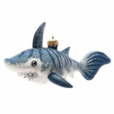Shark Ornament..fun present!