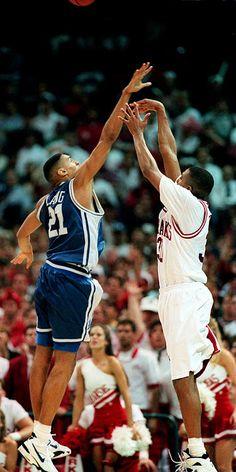 arkansas scotty thurman | Photo: Rich Clarkson/NCAA Photos