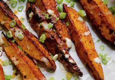 Soothe your soul with Sweet Potato Your Soul, Sweet Potato, Bacon, Potatoes, Meat, Chicken, Breakfast, Recipes, Food