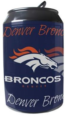 The NFL Portable Party Can Fridge is the perfect fridge to bring to any tailgate or outdoor game day celebration. This thermo-electric portable fridge holds up to eight 12 oz. cans and features the colors and logo of your favorite pro football team. Broncos Gear, Go Broncos, Nfl Denver Broncos, Pro Football Teams, Band Of Brothers, Win Or Lose, Outdoor Games, Blue Orange, Canning