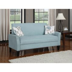 Overstock Make An Old Sofa Look Like New With This
