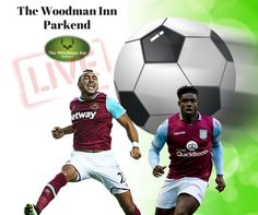 West Ham v Aston Villa live at the Woody tonight.. Kick Off 7:45pm  We show most football and rugby games as well as many other sports. Come and join us.. Awesome food and great beer!  ‪#‎thewoodmaninn‬ ‪#‎forestofdean‬ ‪#‎football‬  www.thewoodmanparkend.co.uk