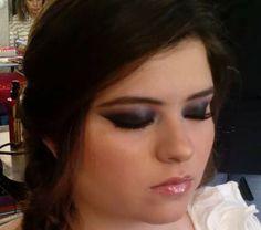 Makeup negro y poco fiucha