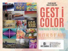 Exposicion Colectiva Reus GEST I COLOR