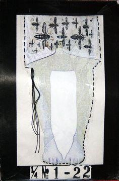 the art room plant: Textile Artist