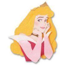 Jolees Disney Princess Portrait Stickers, Sleeping Beauty