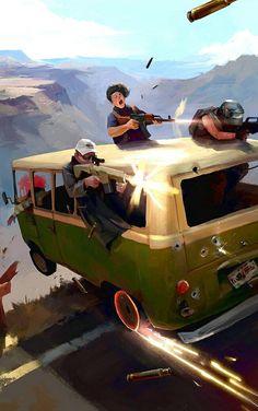 Shooting Flare Gun Playerunknown S Battlegrounds Pubg Pubg
