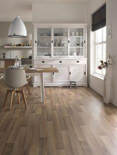 Novilon Viva 6534 Juglans  Marmoleum flooring from Livingreen
