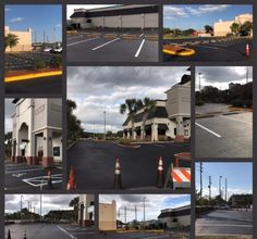 Here are some Recent #Linestriping & #Sealcoating job at the Millers ale house in lake Buena Vista By our ABC Paving & Sealcoating Team! #ParkingLotMaintenance #Asphalt #ABCPaveandSeal