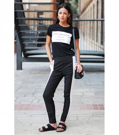 Birkenstocks in black are selling out!  They are a very 90's trend coming back...