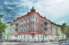 Šafárikovo square, Bratislava by Naveen Shenoy on 500px