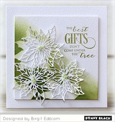 "Introducing Penny Black's newest Creative Dies and Stamps, ""Especially for You 2015"""