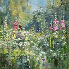 Rex Preston - Garden Flowers