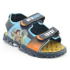 DISNEY PIXAR BZS127 Infants Baby Toddler SZ 11 Blue Sandals Open-Toe Shoes Disney. $19.99