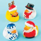 Baker Ross Funky Christmas Ducks Perfect Christmas Stocking Stuffer for Children (Pack of - Gamer House Ideas 2019 - 2020 Christmas Duck, Christmas Arts And Crafts, Christmas Minis, Christmas Gifts For Kids, Christmas Humor, Christmas Ideas, Stocking Fillers For Kids, Christmas Stocking Fillers, Christmas Stockings