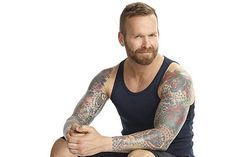 Bob Harper: 'Being gay doesn't mean that you are less than anybody else. It's just who you are'