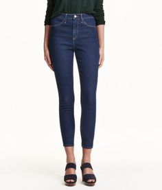 Skinny High Ankle Jeans | Product Detail | H&M