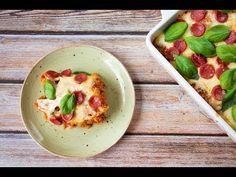 Een ovenschotel met de smaak van een heerlijke vette pizza peperoni maar dan wel gezond en voedzaam. Deze pizza quinoa ovenschotel bevat lekker veel groenten, ook lekker veel kaas en natuurlijk peperoni!