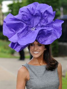 Royal Ascot: Wild Hats That Slipped Past The Fashion Police (PICTURES)