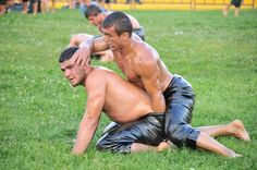 turkish oil wrestlingTurkish oil wrestling / Türk yağlı güreş