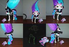 Day of the Dead custom centaur zelf by angel99percent on DeviantArt