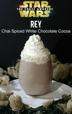 Chai Spiced White Chocolate Cocoa • MidgetMomma This could be so intriguing, prepare to enjoy it as well. See much more at http://www.thrivingparenthood.com/video-10-fantastic-breakfast-recipes-for-kids