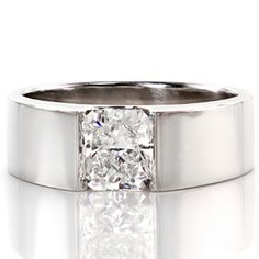 Perfect engagement ring for a nurse!