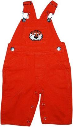 Auburn University Tigers Baby and Toddler Polar Fleece Vest