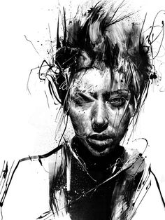 Summer Salts #1 by Russ Mills, via Behance