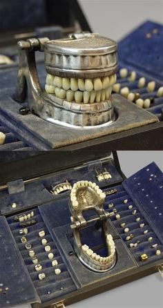 """malformalady: """" Review model for dental brand VECABE — Invention Patent No. 675 996 - SGDG. """""""