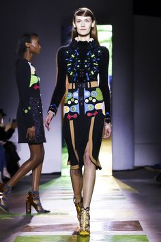 Peter Pilotto Ready To Wear Fall Winter 2015 London