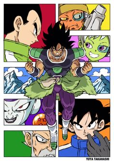 Dragon Ball Super Goku Rivals - Since Dragon Ball Super Ended we have many potential rivals that Goku and Vegeta have awaiting. Dragon Ball Gt, Dragon Ball Image, Dbz Manga, Manga Dragon, Super Manga, Broly Movie, Z Arts, Animes Wallpapers, Otaku